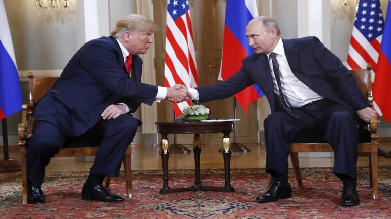 Russia#39;s Putin says he invited Trump to Moscow