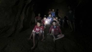 Thai cave rescue site cleared to 'help victims': officials