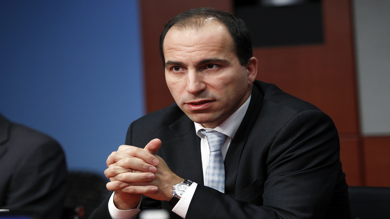 Answer: Dara Khosrowshahi (Image: Reuters)