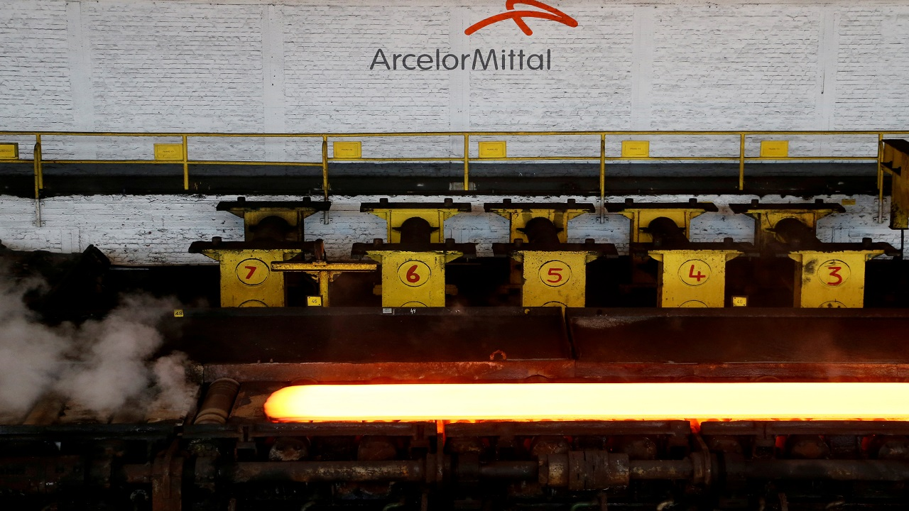 Answer: Arcelor (Image: Reuters)