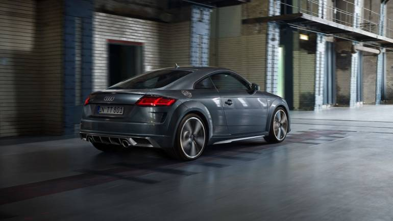 2018 Audi Tt Facelift Officially Revealed To Come With More