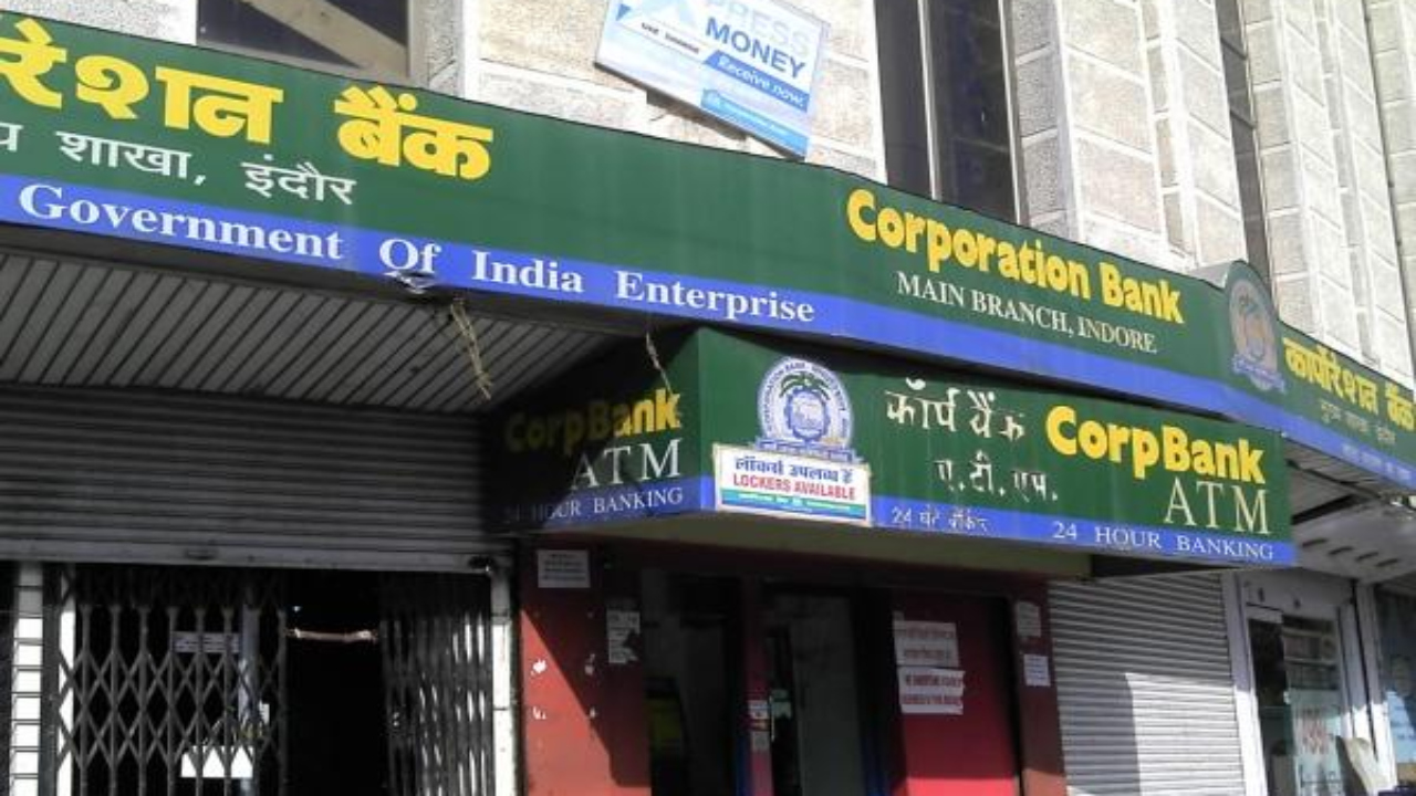 Rank 10 | Corporation Bank | Total YTD return: -40 percent (Image: PTI)