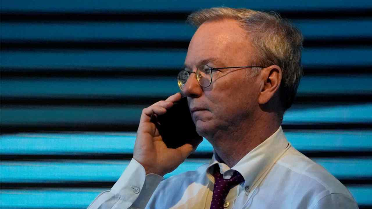 "Eric Schmidt | The former Google CEO was prone to gaffes during his career at the tech giant. On the topic of privacy, Schmidt had once said, ""We know where you are. We know where you've been. We can more or less know what you're thinking about."" (Image: Reuters)"