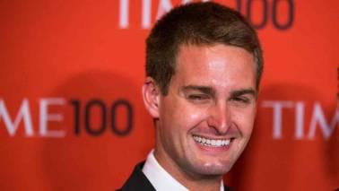 Snapchat chief says EU regulators helping Google, Facebook