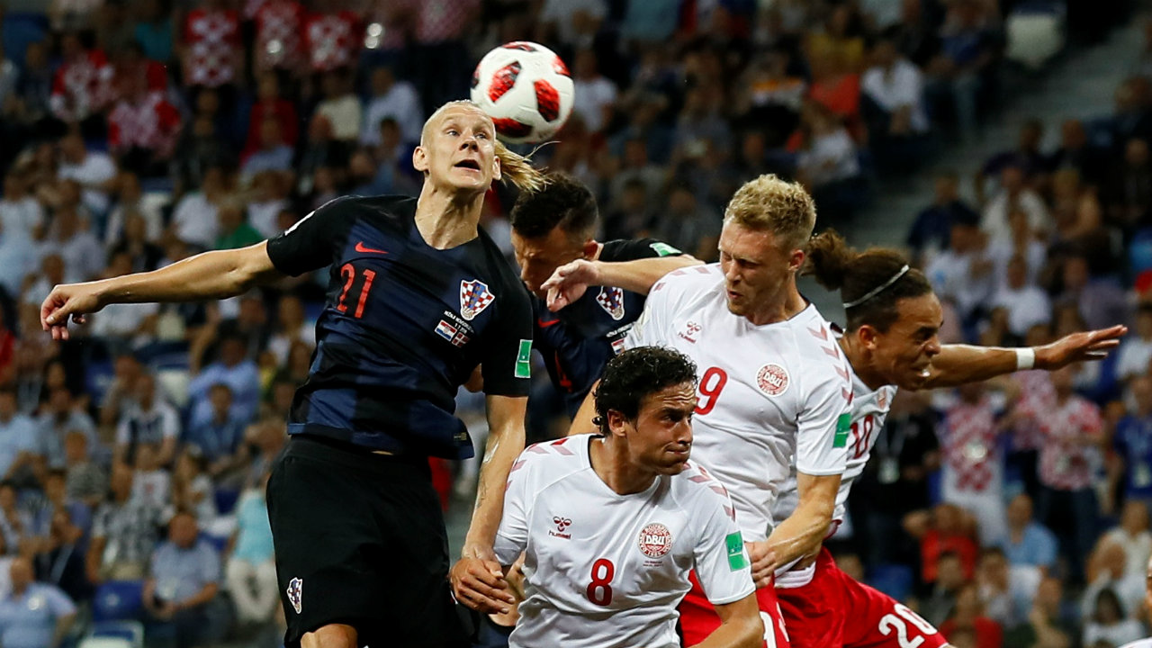 The second half brought no improvement. Both sides started the game cautiously, but the match slowly receded into a lacklustre affair. (Image: Reuters)
