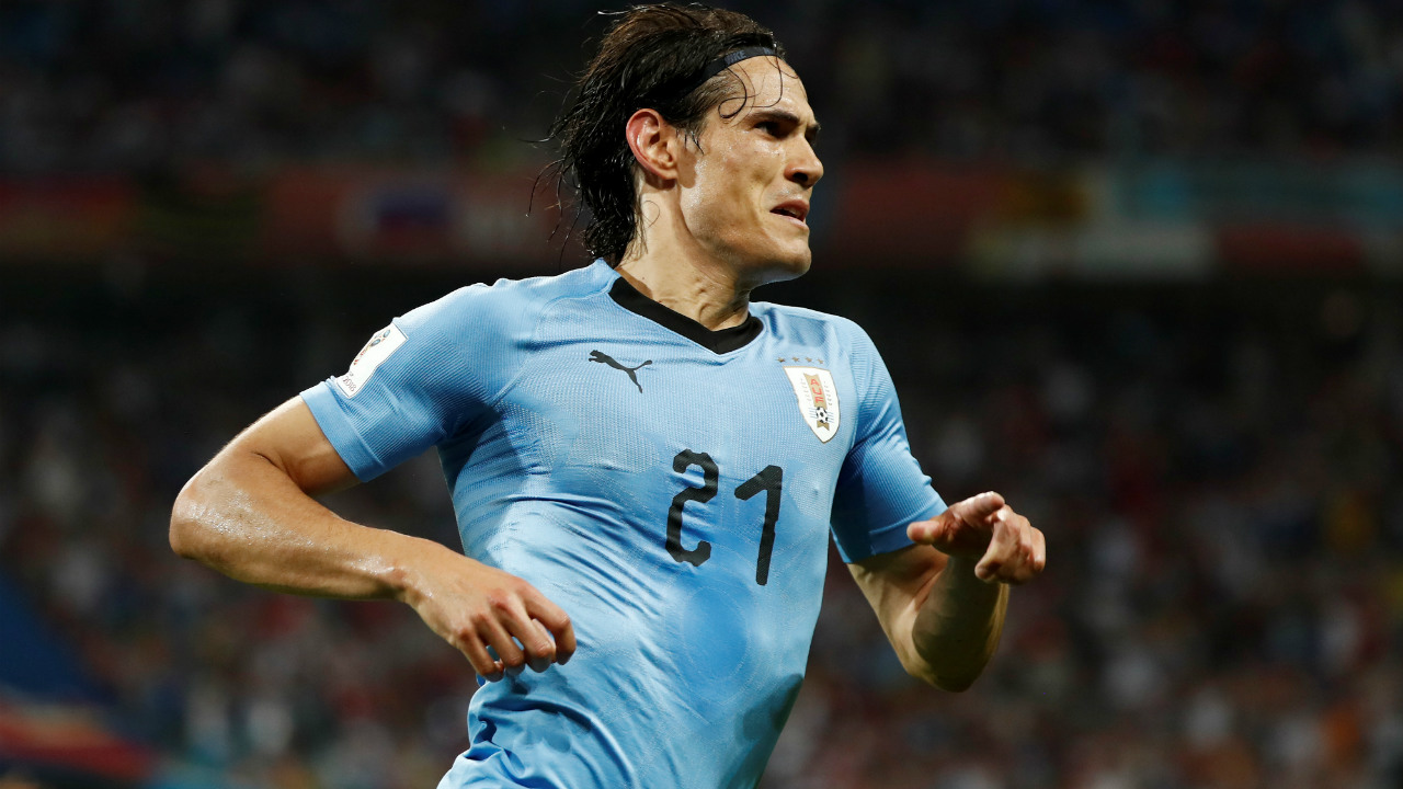 """Forward - Edinson Cavani (URU) 