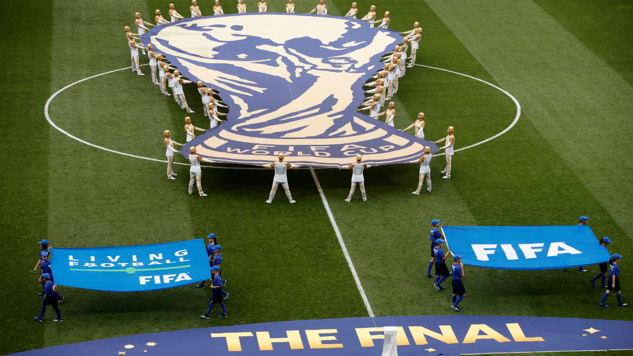 Answer: FIFA World Cup 2018 (Image: Reuters)