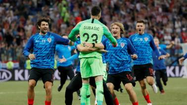 CRO vs DEN FIFA World Cup 2018 Highlights: Croatia win 3-2 on penalties after 1-1 draw