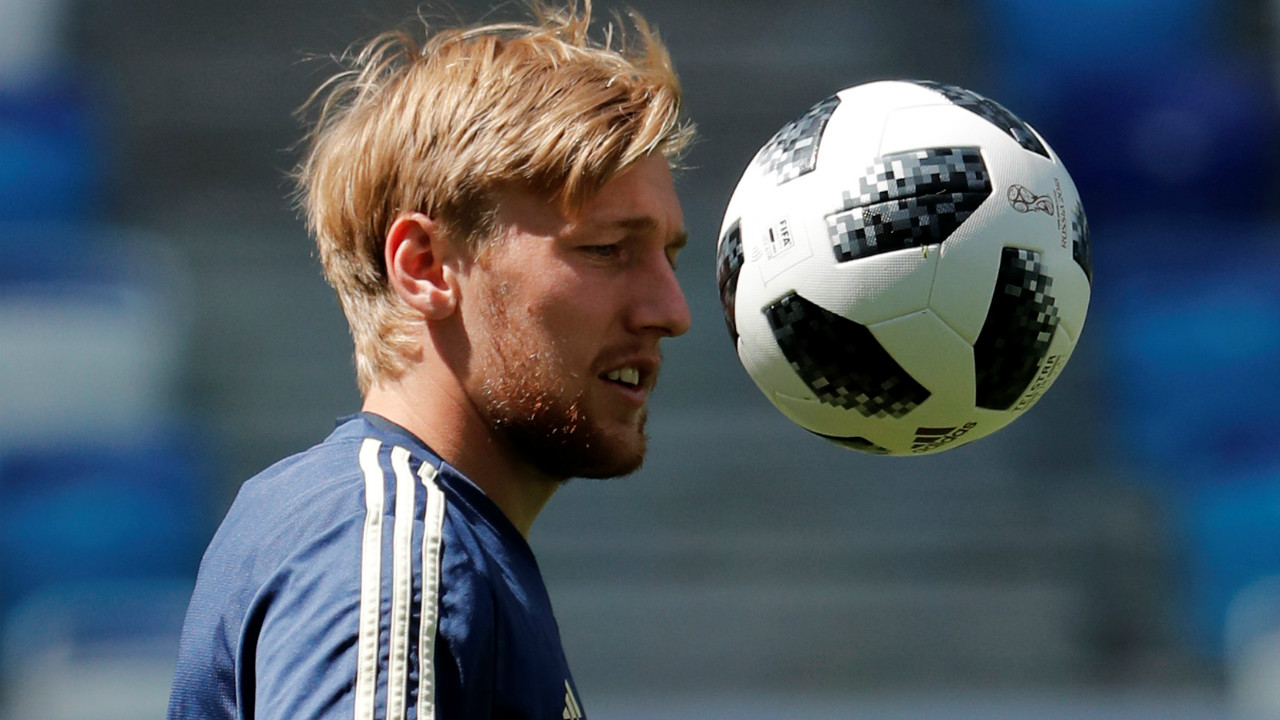 Emil Forsberg | While he has not scored so far for Sweden, Forsberg still carries an attacking threat. His presenc e throughout all 270 minutes in the three games have seen him take seven shots on goal, with two on target, but no score. Also, he has made 65 passes at a success rate of 83.1%, including three key passes. (Image: Reuters)