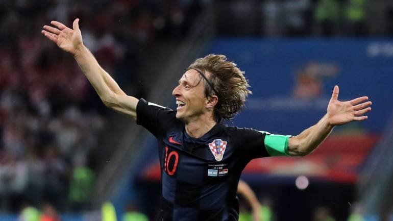4a68f9cb2 The Croatian team s run to the final of the FIFA World Cup 2018 has been  something of a cause for celebration all by itself - the 3-0 thrashing of  Argentina ...