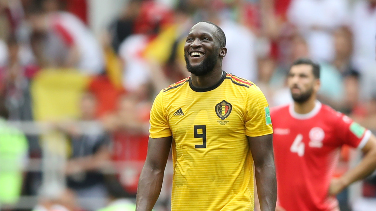 2. Romelu Lukaku (Belgium) - 4 goals<br /> The Belgian centre-forward had become the first player to score back-to-back braces in a World Cup game since Maradona. His 4 goals came against Panama and Tunisia. While he didn't score against Japan in the round of 16, he could find his chances against Brazil in the quarterfinals. (Image: Reuters)
