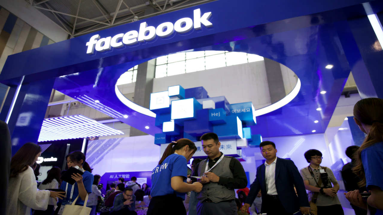 Answer: Facebook (Image: Reuters)