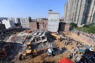 Greater Noida building collapse: Shahberi village ghosts are back to haunt local bodies