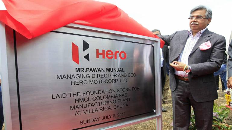 Covid-19 outbreak affecting supply of some components, says Hero MotoCorp thumbnail