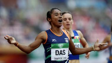 Hima Das always wanted to train with boys to improve her performance, says coach