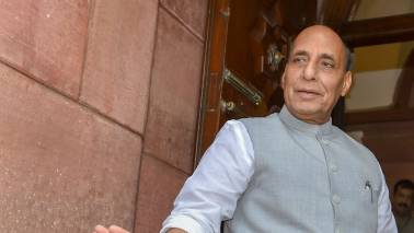 Think before levelling allegations: Rajnath Singh to Rahul Gandhi