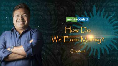 Moneyshastra with Devdutt Pattanaik: How do we earn money? - Chapter 2