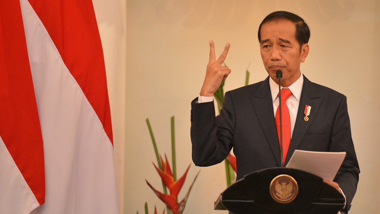 No 10 | Indonesian president Joko Widodo | Twitter handle: @Jokowi | 10.3 million followers (Image: Reuters)
