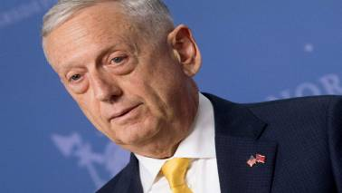 US Defense Secretary Jim Mattis makes unannounced visit to Afghanistan