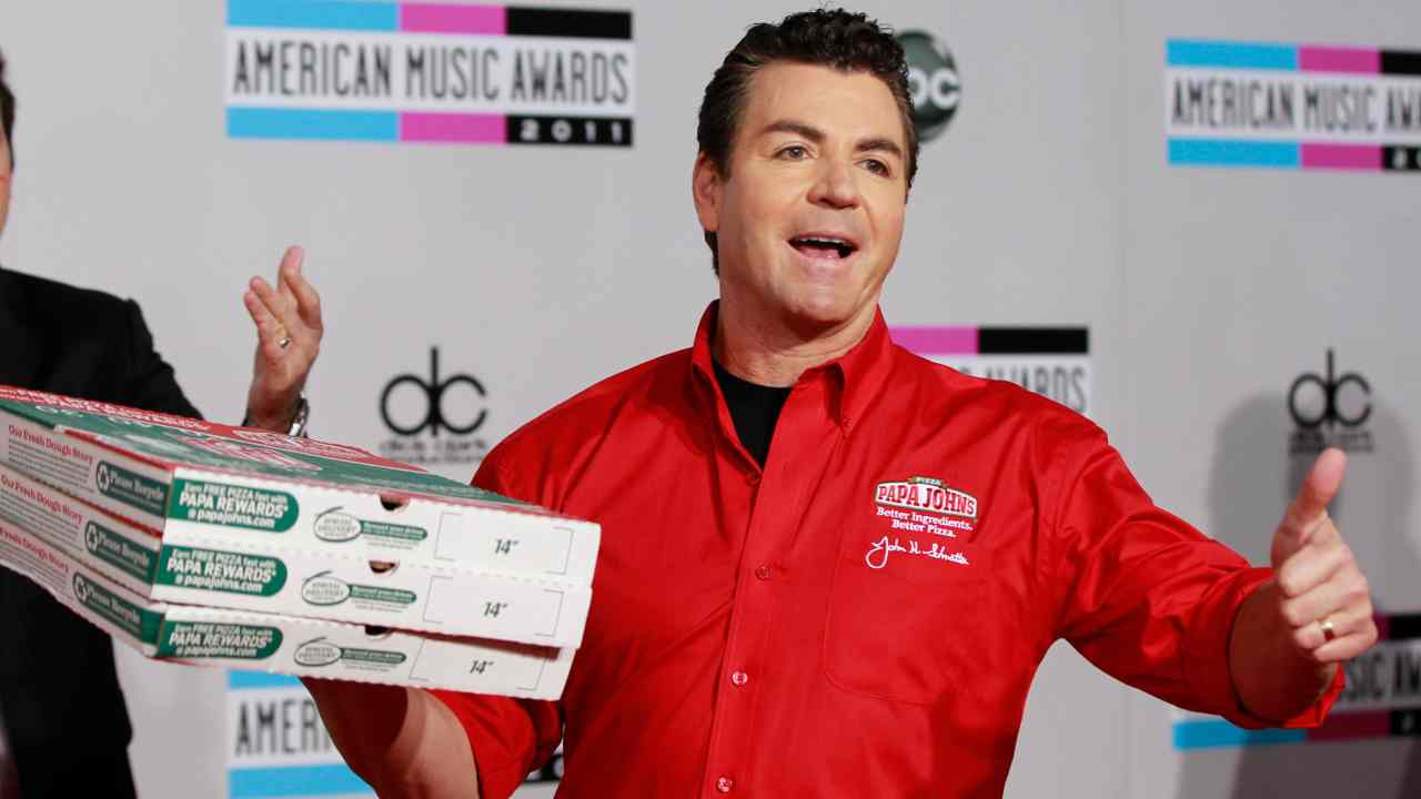 "John Schnatter | The former CEO of restaurant chain Papa John's, Schnatter had to resign on account of using a racial slur. He reportedly said that KFC founder Colonel Sanders called ""blacks n*****s"" and never saw a backlash for it. Schnatter later admitted to using the word and apologised. He stepped down from the post recently. (Image: Reuters)"