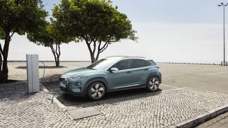 Hyundai May Launch Electric Suv Kona In Second Half Of 2019
