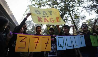 Cannot wait for majoritarian governments to strike down Section 377: Supreme Court