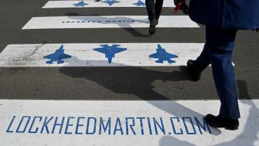 Lockheed Martin to produce F-16 fighter jet wings in India