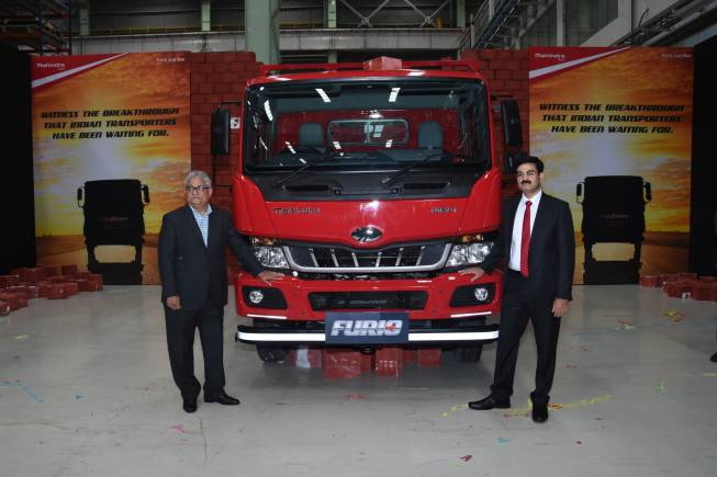 Mahindra Unveils New Truck Range To Launch 21 Models Till Fy20