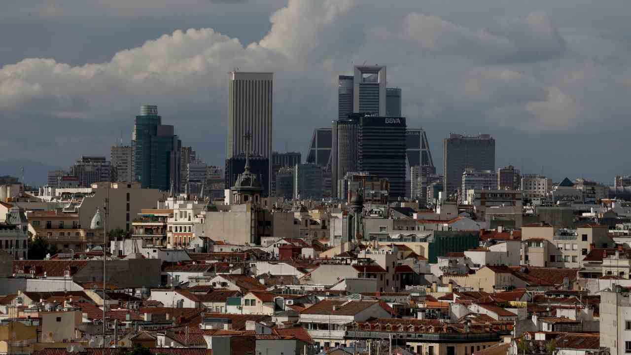 Madrid, Spain: A Madrid citizen must pay 32 percent of his household income for a rental home. (Image: Reuters)