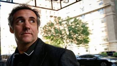Former Trump lawyer Michael Cohen sentenced to 3 years prison