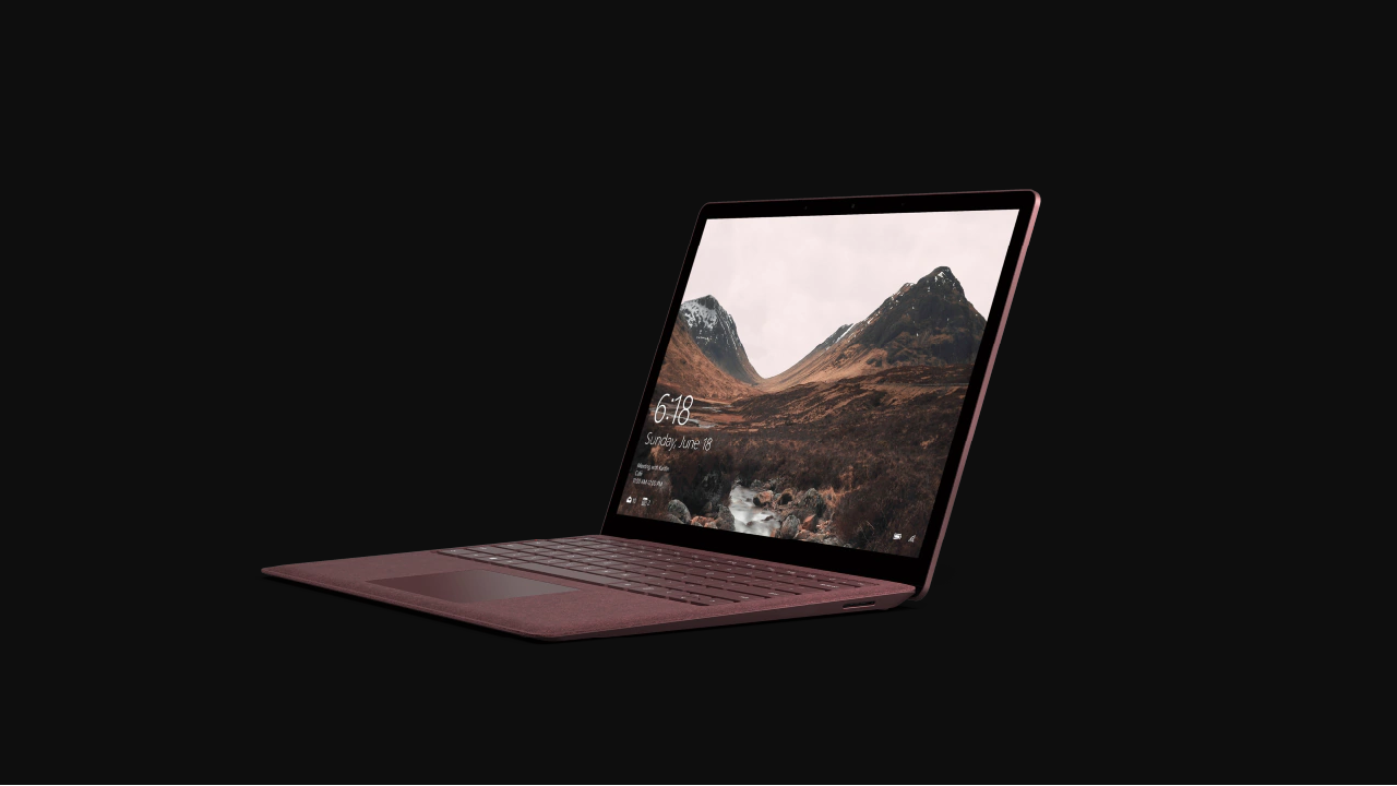 2. Microsoft Surface | Weight: 1.25 kg | Screen size: 12.13 inches | Key Specs: Intel Core i7 processor; 16 GB RAM; 512 GB storage | Price: Rs 1.50 lakh (approx.) (Image: Microsoft)