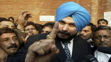 It was just a hug, and not a Rafale deal: Navjot Singh Sidhu