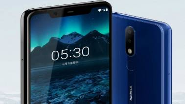 Nokia X5 with display notch and dual rear cameras launched in China