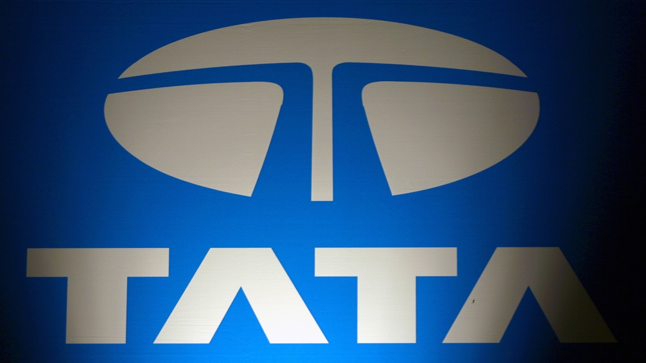 Answer: The now ubiqitous blue-coloured Tata logo was designed by the Wolff Olins consultancy. The logo was meant to signify fluidity; it may also be seen as a fountain of knowledge, as also a tree of trust under which people can take refuge. (Image: Reuters)