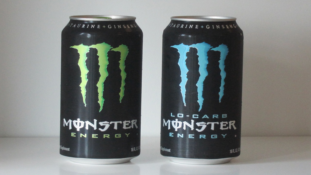Answer: Monster Energy (Image: Reuters)