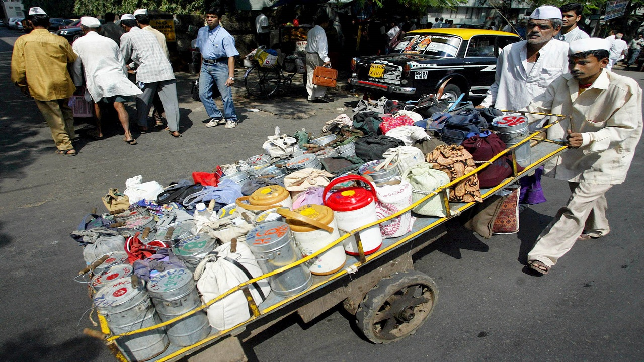 Answer: Dabbawallahs (Image:Reuters)