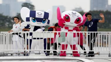Japan unveils new mascots for Olympics and Paralympics 2020
