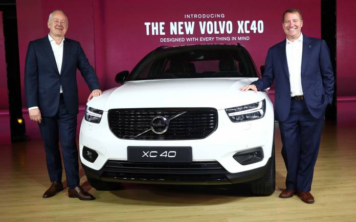 In Suv Xc40 We Have An Opportunity To Bring In A New Customer