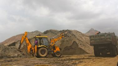 As India now begins import of sand, Minister says 'baalu' most discussed item these days