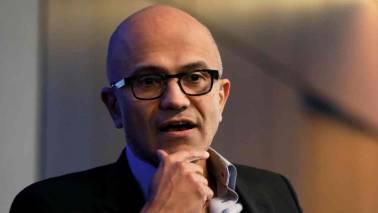 Microsoft CEO Satya Nadella earns $42.9 million in 2018-19 fiscal