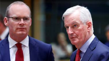 Ireland says UK Brexit plan a significant move in talks