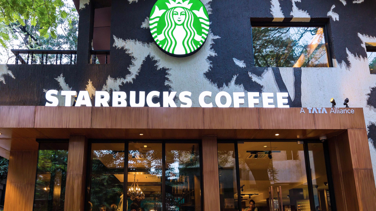 Answer: Starbucks (Image: Reuters)