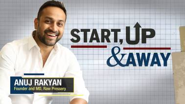 Start, Up and Away: Raw Pressery's Anuj Rakyan on turning his passion into a flourishing business - Part 1