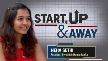 Start, Up and Away | The batman of cookies, Neha Arya Sethi