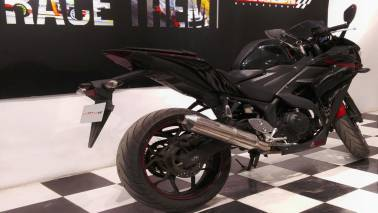 Bengaluru-based tuning outfit Race Concepts reveals full exhaust system for Yamaha R3