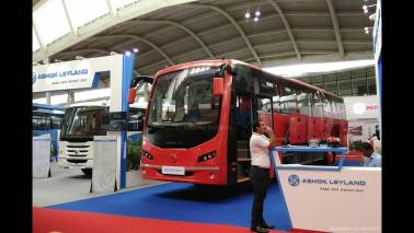 Ashok Leyland stock gains over 2% on Bangladesh bus order