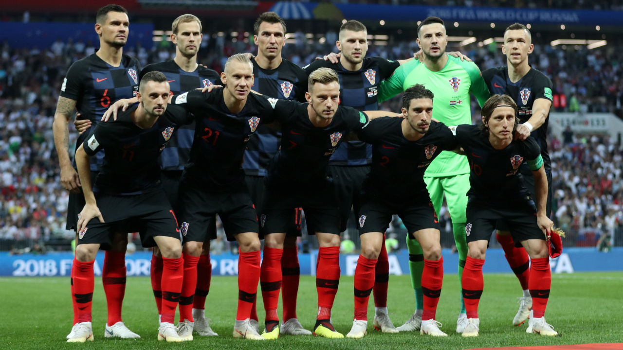 Croatia starting XI | Zlatko Dalic made one change to the side that started the quarter-final against Russia. Marcelo Brozovic replaced Andrej Kramaric in midfield. (Image - Reuters)