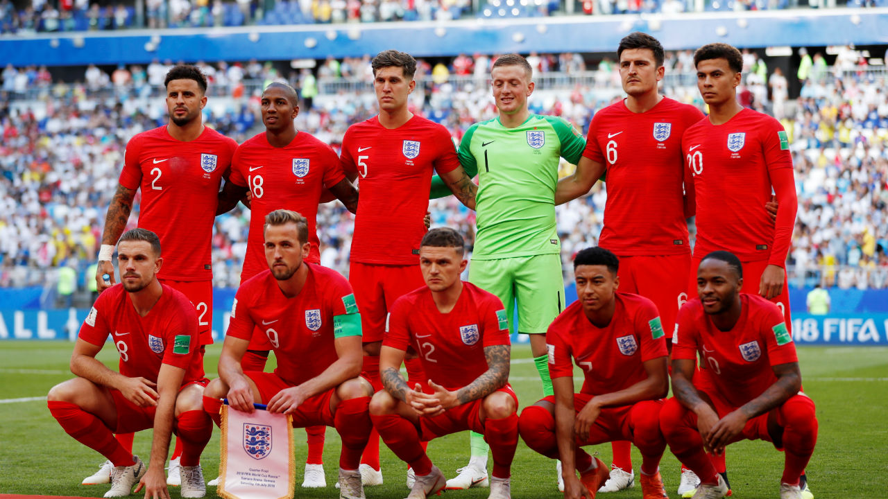 England starting XI | England manager Gareth Southgate decided to name an unchanged side from the one that started against Colombia in the last-16. (Image – Reuters)