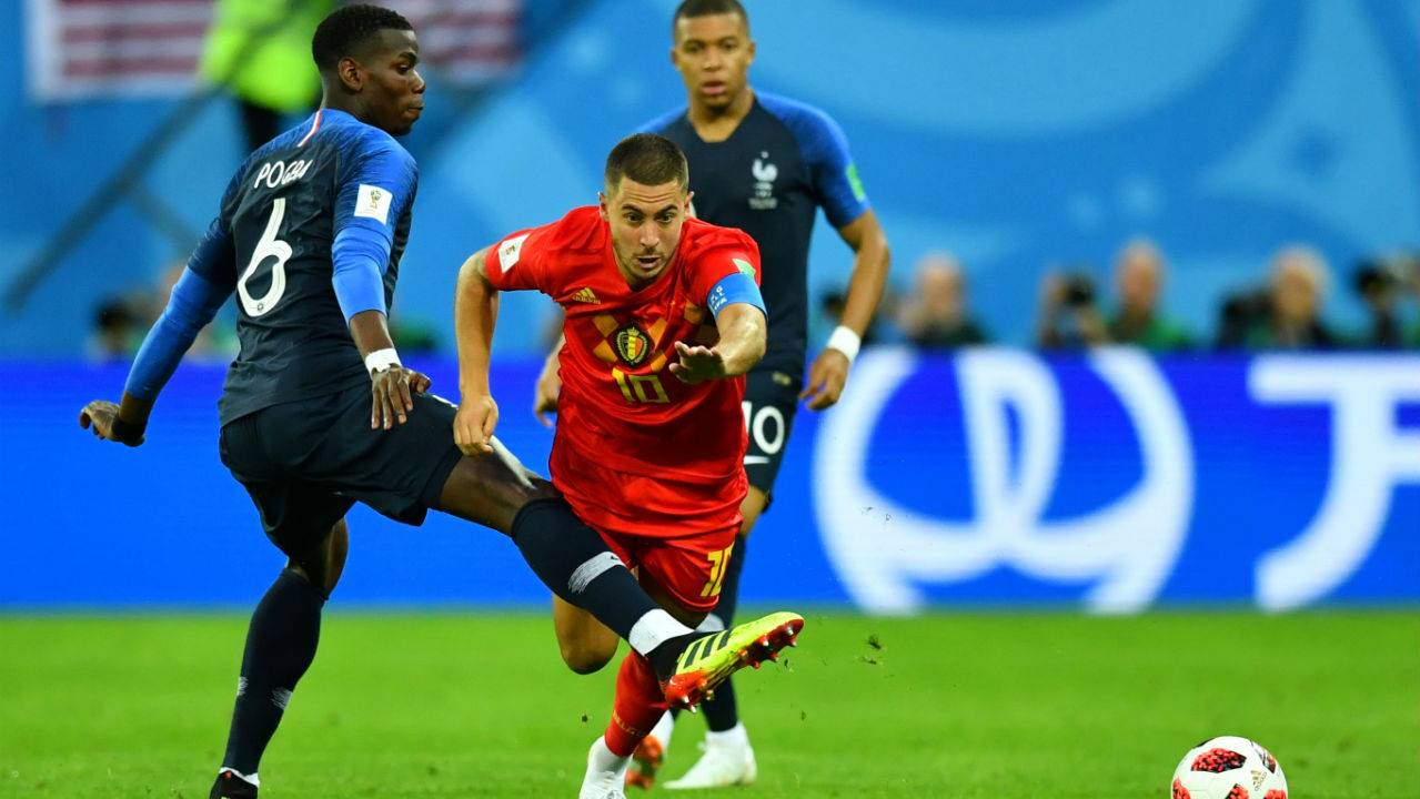 8fd928879 FIFA World Cup 2018  France beat  Red Devils  Belgium