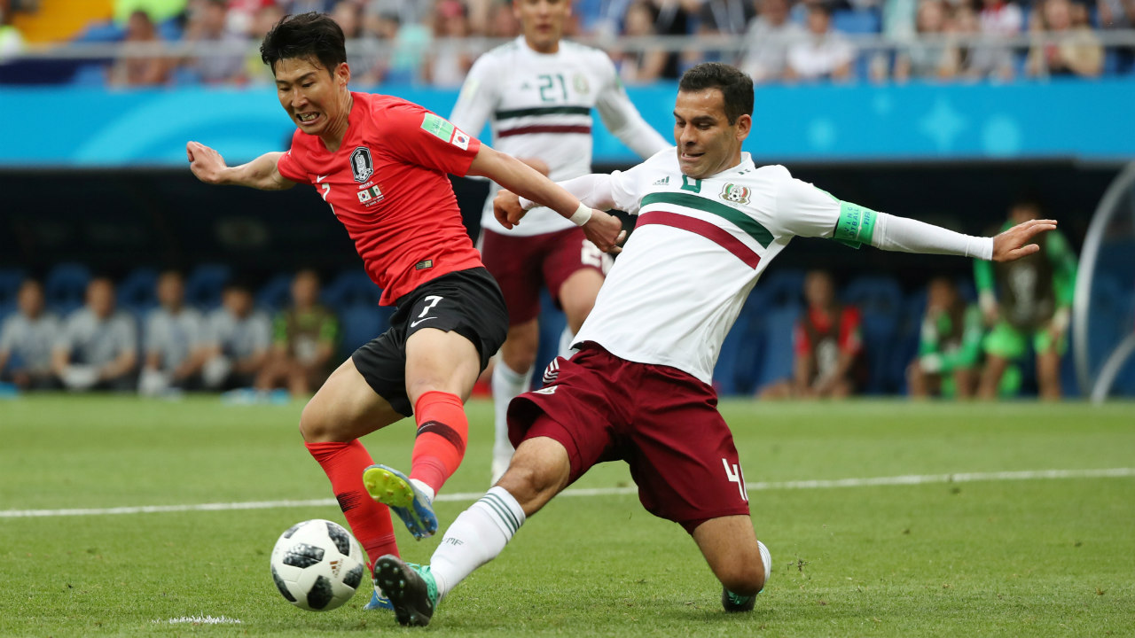 The elite club of 'Five'| Mexico veteran Rafael Marquez joined an elite club of footballers who have appeared in 5 editions of the World Cup when he took the field in Russia. Marquez first made his World Cup debut in South Korea and Japan in 2002 and has played in every World Cup since. The only other players who have achieved this feat are Gianluigi Buffon of Italy, Lothar Matthaus of Germany and Antonio Carbajal of Mexico.